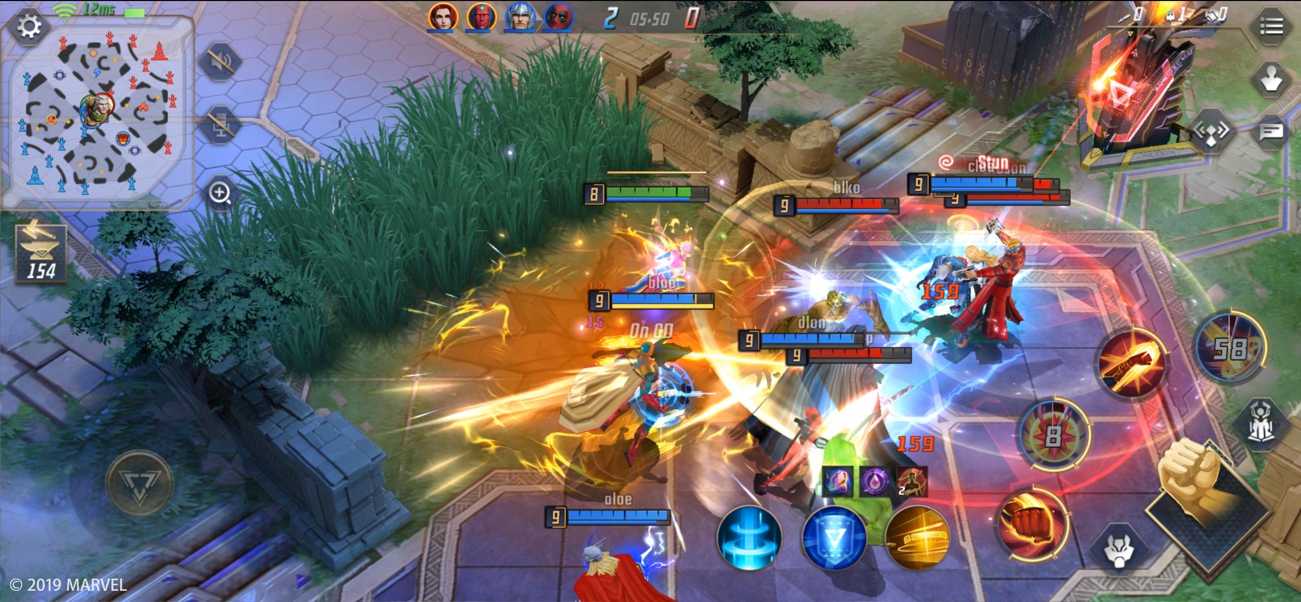 Download & Play Marvel Super Wars Beta Version