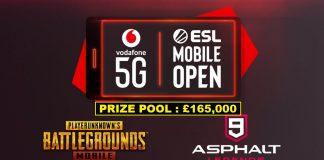 ESL Gaming Mobile Open Pubg Mobile Tournment