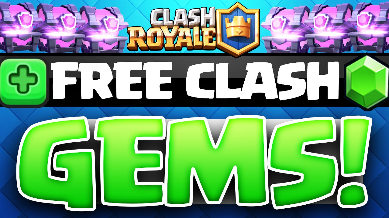 Clash Royale is Giving Away Free Gems - Here's How You Can Get Them Too!