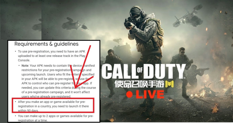 Call of Duty Mobile is Releasing in the Next Few Days