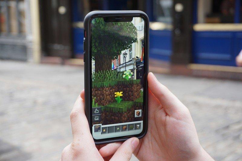 Minecraft is Soon Getting an AR Mode