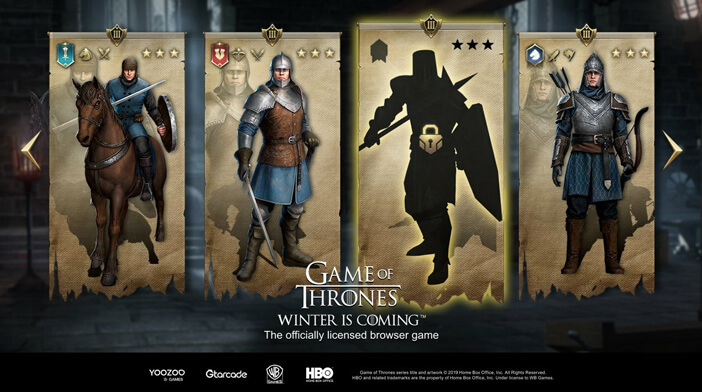 Game of Thrones Official Mobile Game