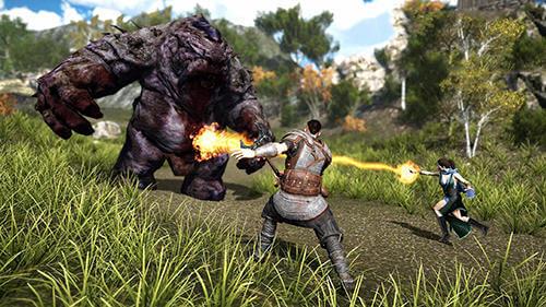 Pre Register for Evil Lands: Online Action RPG