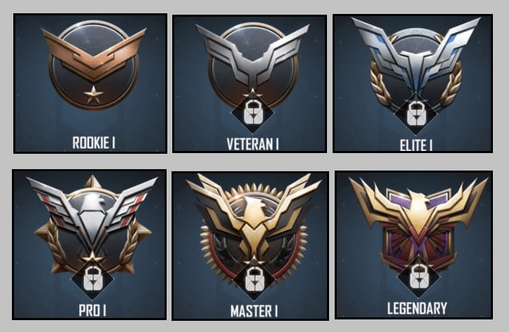 Call of Duty Mobile: List of All Ranks