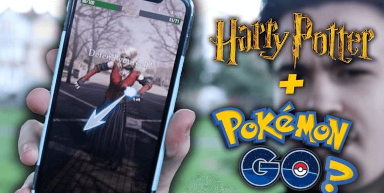 Harry Potter: Wizards Unite v. Pokemon GO