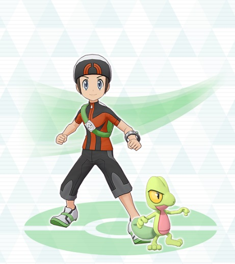 Pokemon Masters: List of All Sync Pairs