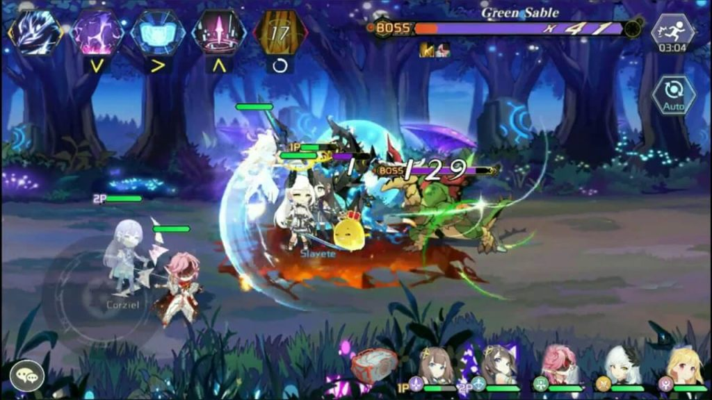 Astral Chronicles Mobile RPG Has Been Released by uBeeJoy