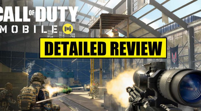 COD Mobile Game Review