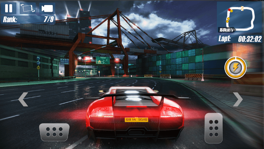Furious Racing by Freetime Game is out now!