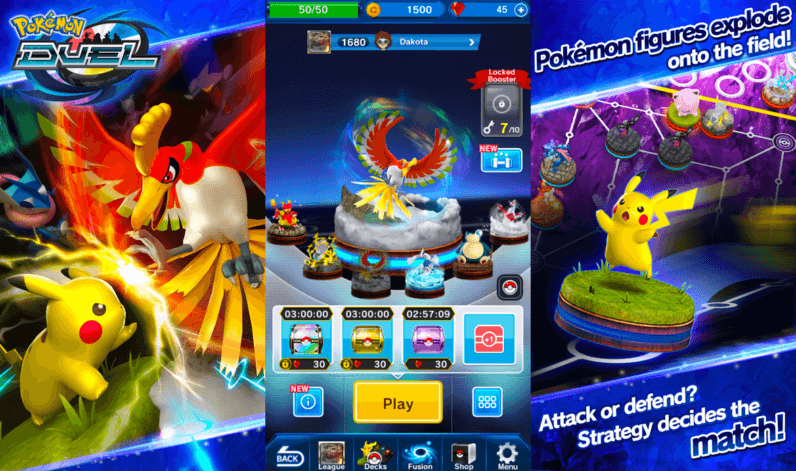 The Pokemon Company is Shutting Down Pokemon Duel