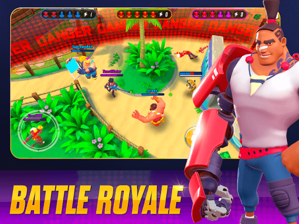 Rumble League is New Mobile Action Game by Space Ape: Download Now