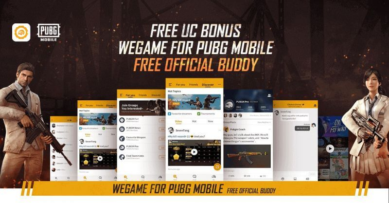 PUBG Mobile Officially Announced Trick to Get Free Skins and Other in-game Items