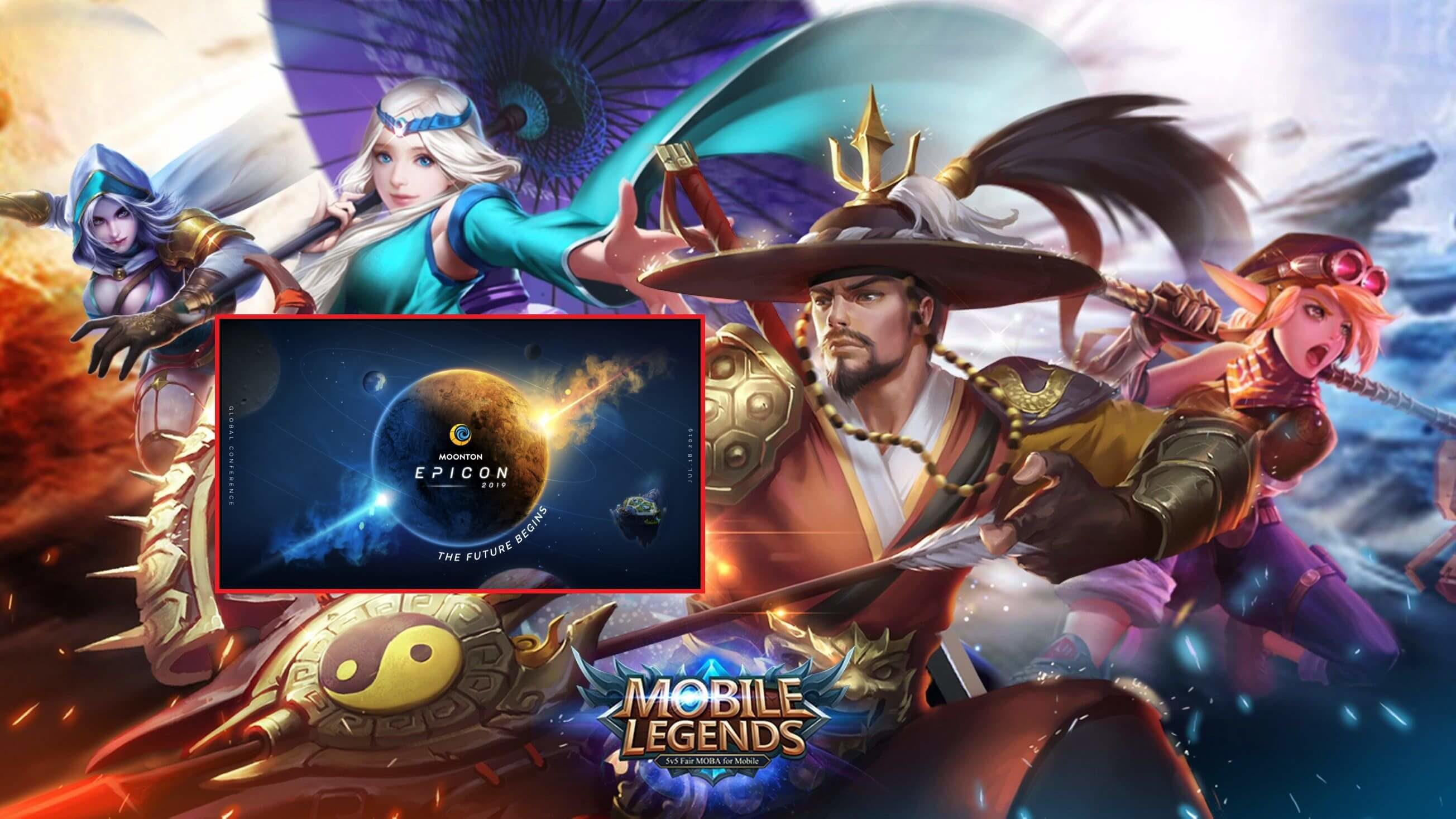 Mobile Legends Version 2.0, eSports, New Game, etc. To Be