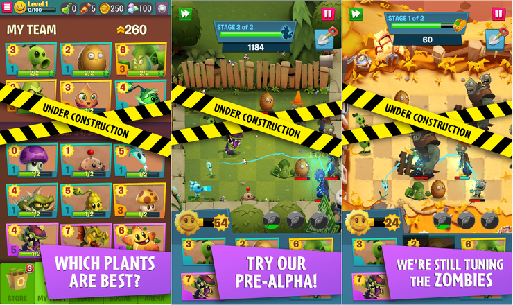 Everything You Need To Know About Plant Vs. Zombies 3