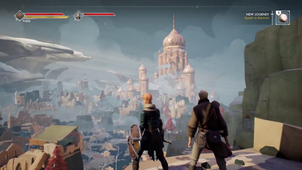 Ashen Is Coming to Nintendo Switch, PS4, and Steam In December