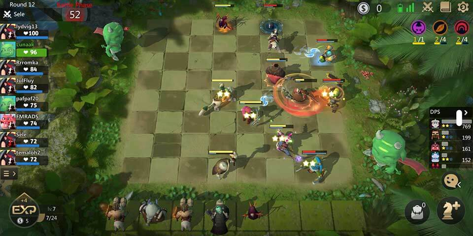 Auto Chess Game Review – It's you vs 7 others