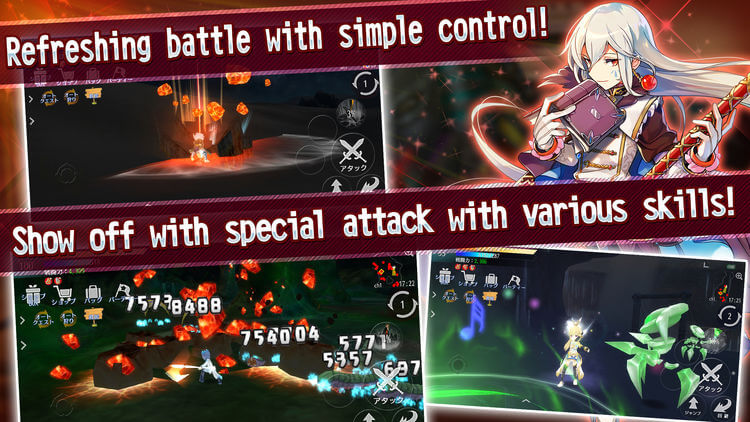 Avabel Lupinus Review: Good Game With Slow Server