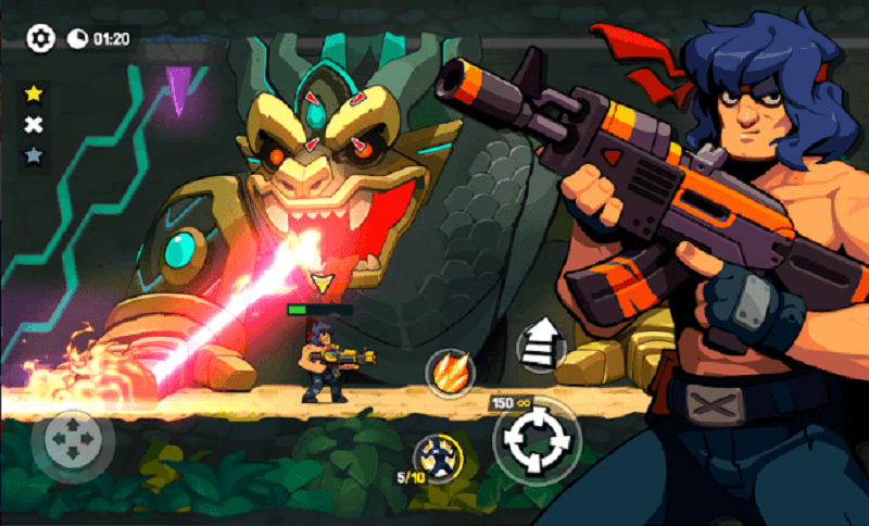 Bombastic Brothers - Top Squad Game Review