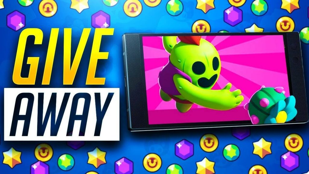 Brawl Stars Is Officially Giving Away Free Merchandise