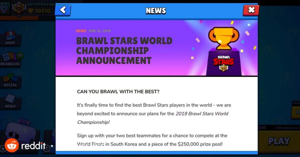 Everything You Need To Know About Brawl Stars World Championship