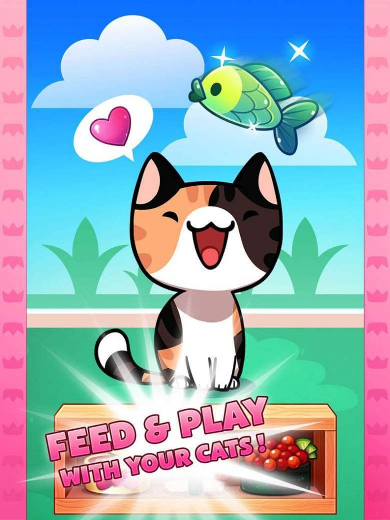 Cat Game - The Cats Collector! Has Just Released