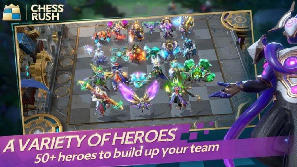 Chess Rush Review – Just another Auto-Battle Game