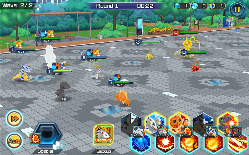 DIGIMON ReArise Pre-Registrations Has Been Started