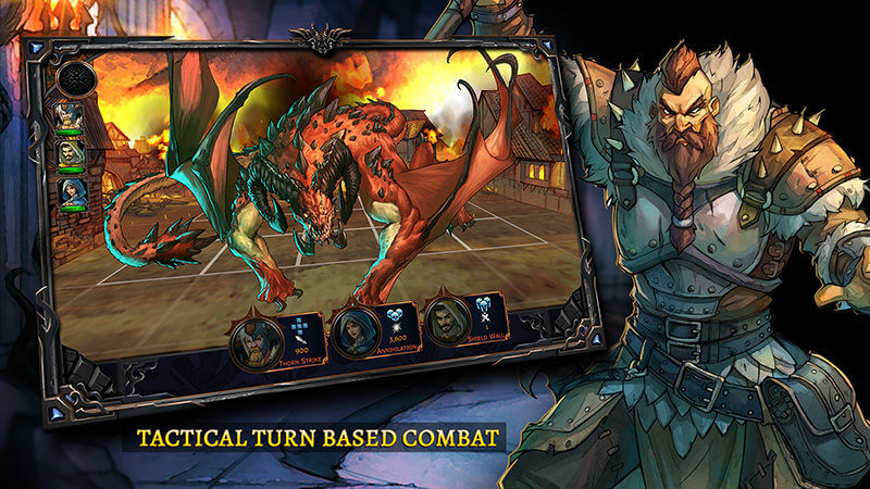 Dawn of the Dragons: Ascension is Releasing Globally on 30th September