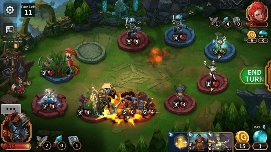 Dice of Legends by 'allm' is Now Available to Download