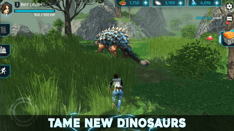 Dino Tamers - Jurassic Riding MMO Pre-Registrations Has Been Started