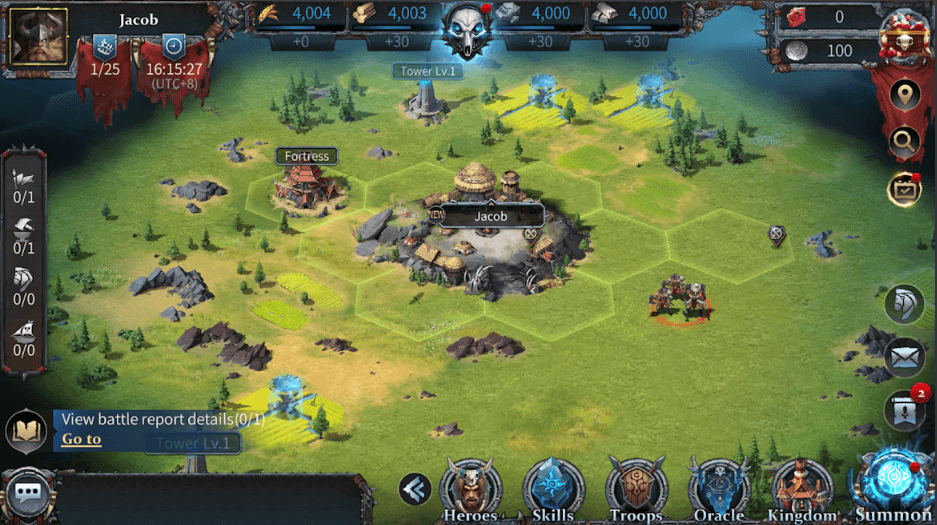 "Download ""Divinity Saga"" by NetEase Games"