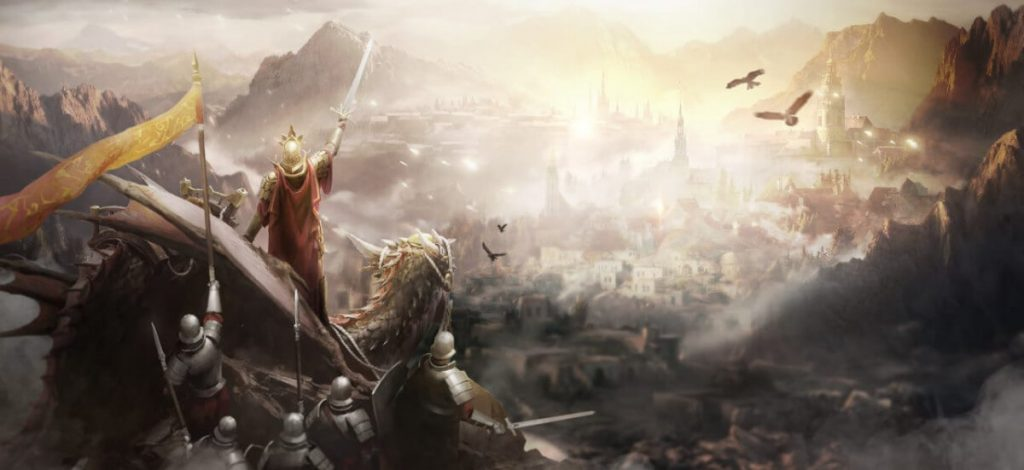Divinity Saga by NetEase Games will Release on 6th August: Pre-Register Now