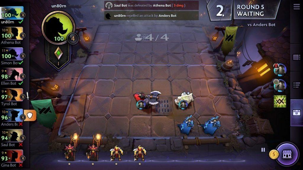 Dota Underlords Review: Original Auto-Battle Game