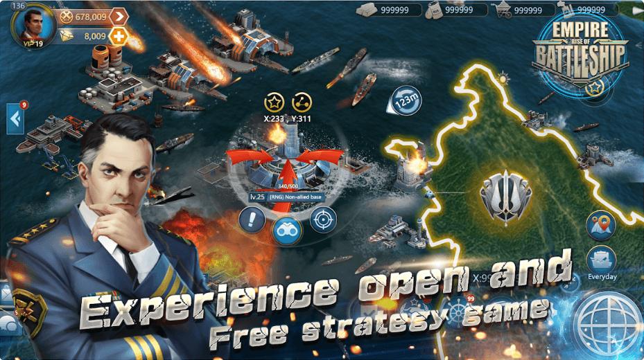 Download Empire: Rise Of BattleShip