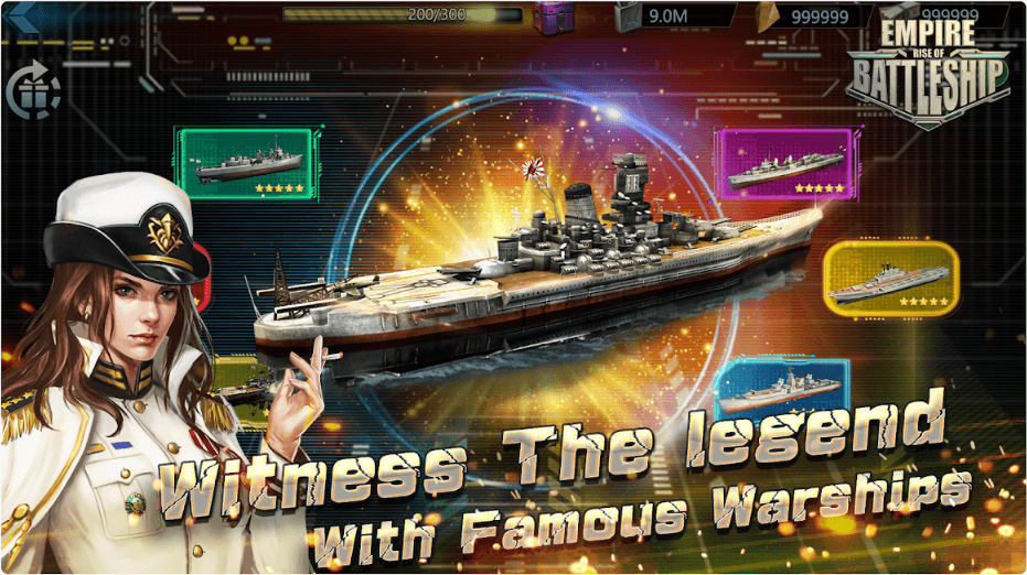 Empire: Rise of Battleship Game Review