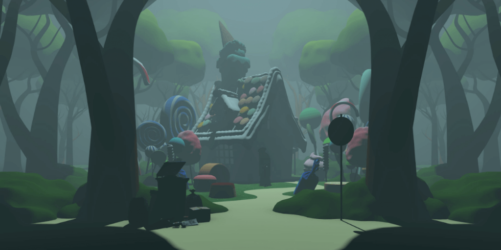 Escape Game: Hansel and Gretel Has Been Released by Jammsworks