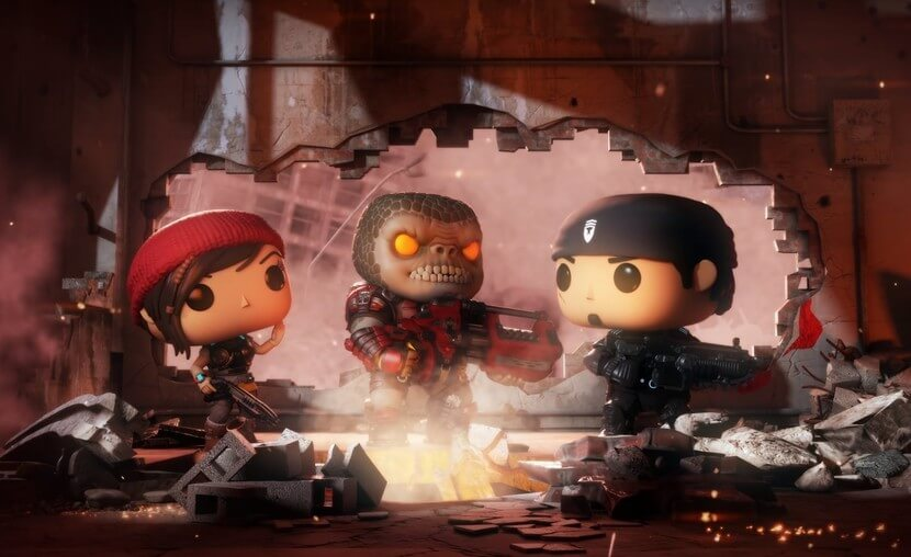 Gears POP! Is Releasing On 22nd August On Mobile Devices