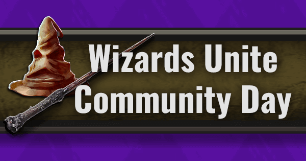 Everything You Need To Know About August's Harry Potter: Wizards Unite Community Day Event