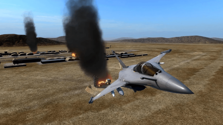 Indian Air Force - A Cut Above Game Review: Be An Air Warrior