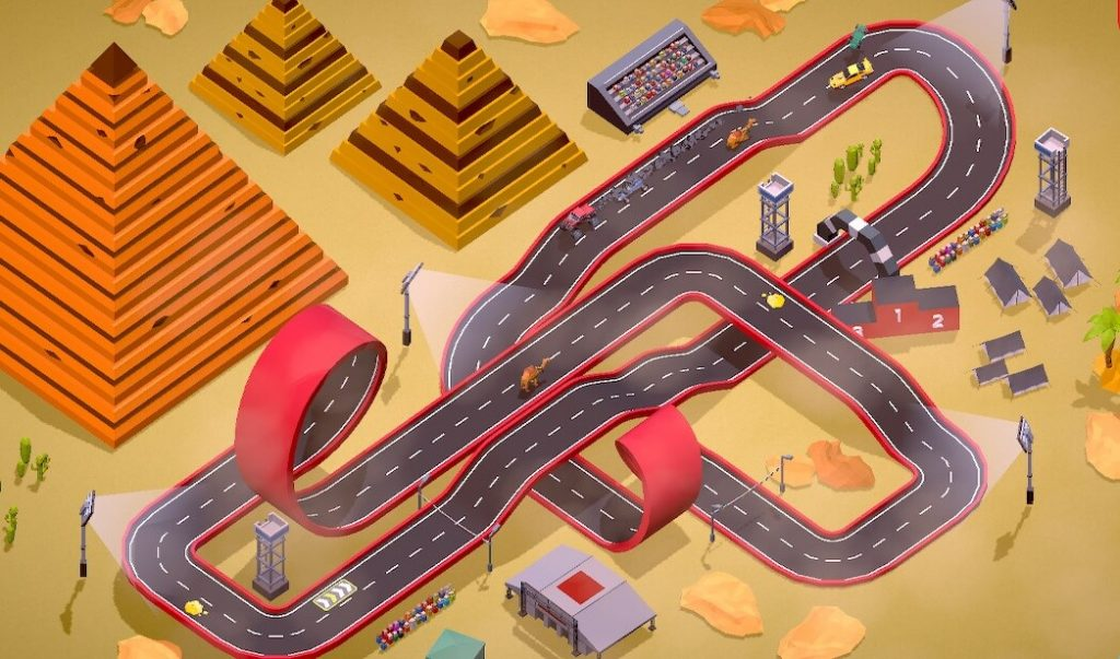 Little Racer Is All Set To Release On Nintendo Switch
