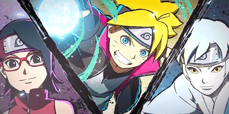 Naruto X Boruto Ninja Tribes Has Been Announced for Mobile