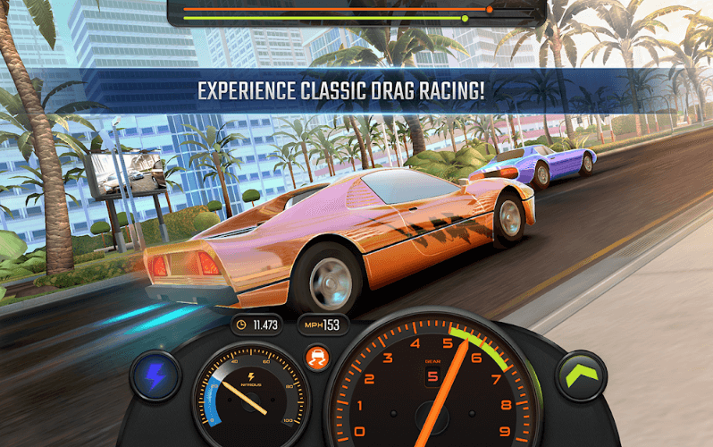 Racing Classics PRO: Drag Race & Real Speed Game Review