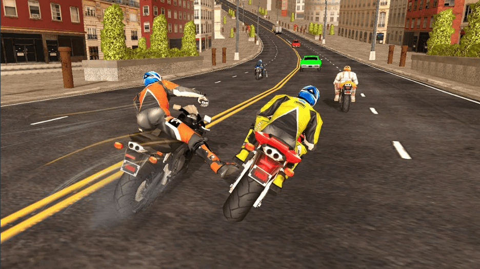 Road Rash Rider Has Been Released by Million Games: Download Now