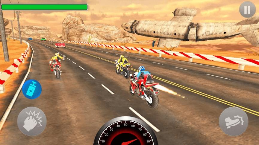 Road Rash Rider Game Review - Just like Original Road Rash