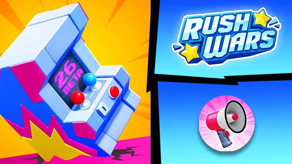 Rush Wars Beta Version: Everything You Need To Know