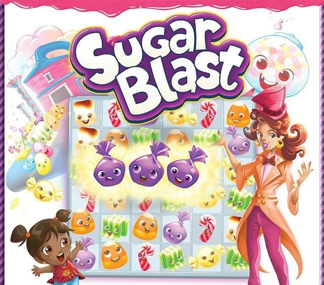 Sugar Blast by Rovio Entertainment Corporation is out for Pre-registration