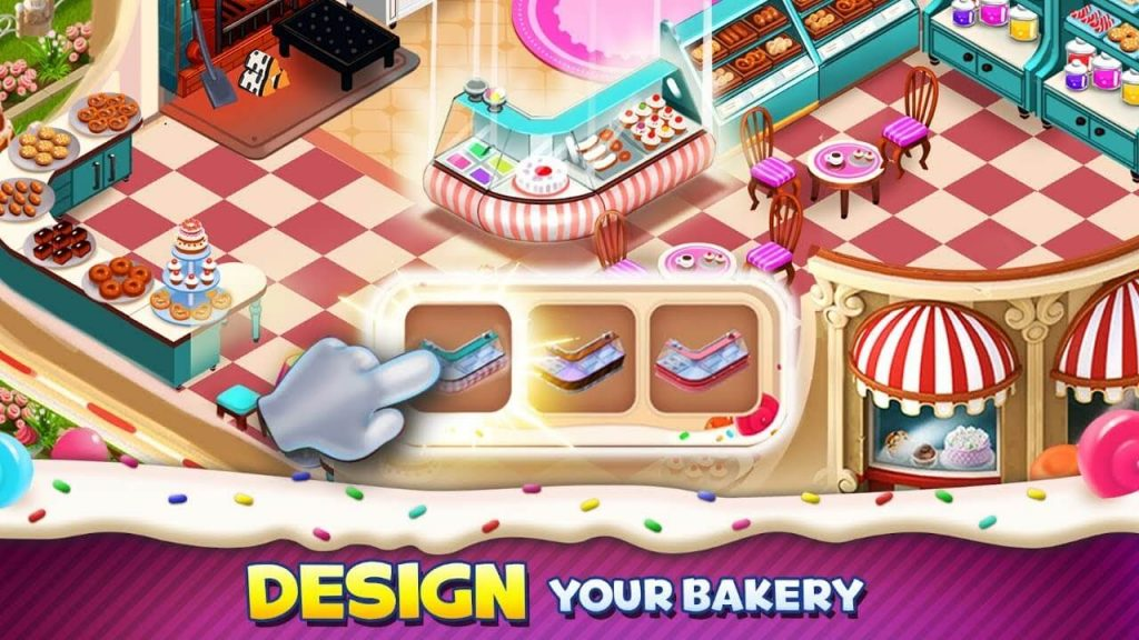 Sweet Escapes: Design a Bakery with Puzzle Games Review