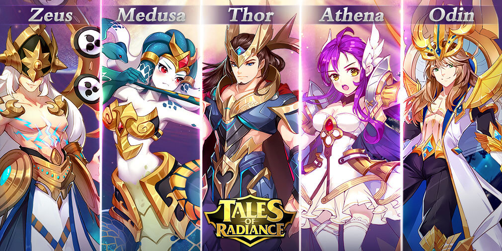 Tales of Radiance is Available for Pre-Registration