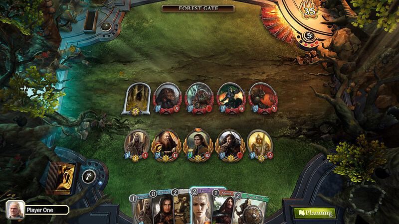 The Lord of the Rings: Adventure Card Game Gets A Release Date For Nintendo Switch