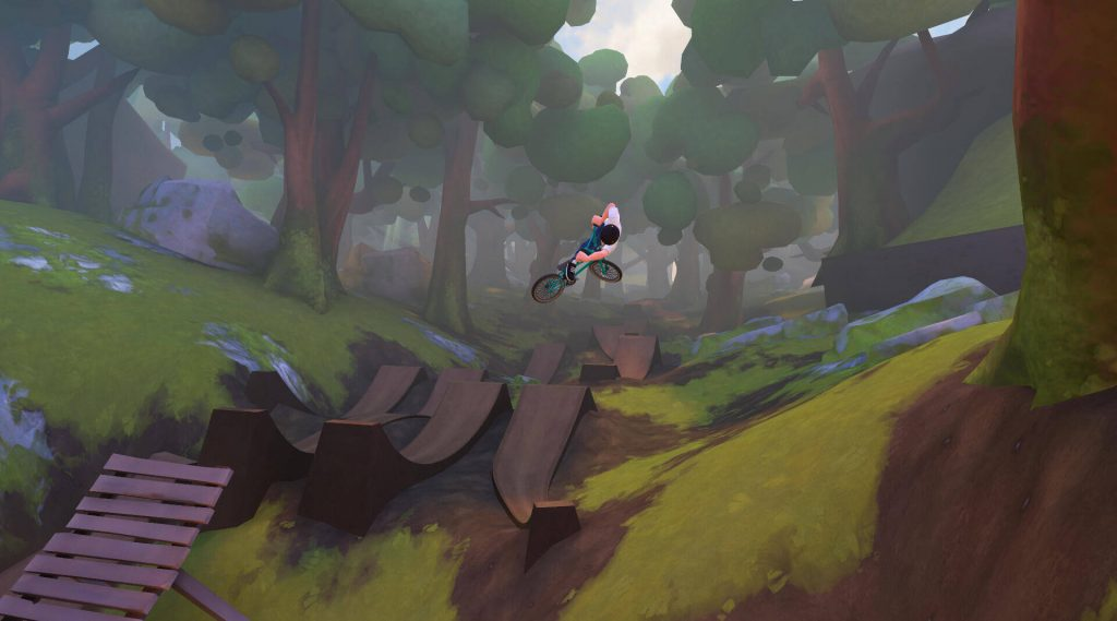 TrailBoss BMX is Available to Download on iOS